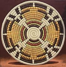 Geometric by Sharon Weiser Art Print, 16 x 16 inches
