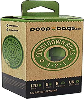 PoopBags CDR072 Recycled individually countdown