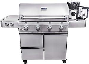 Saber Grills R67SC0917 Elite Grill, Stainless Steel