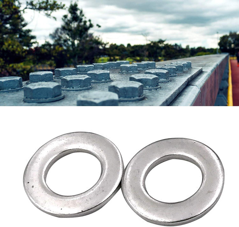 YUANMAO Nashville-Davidson Mall Max 62% OFF 200Pcs M5 M6 M8 M10 Multipurpose Gasket Steel Stainless