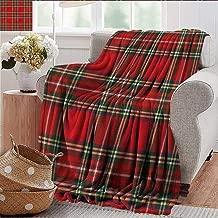 Xaviera Doherty Custom Sofa Bed Throw Blanket Plaid,Irish Cultural Classical 300GSM,Super Soft and Warm,Durable Throw Blanket 30