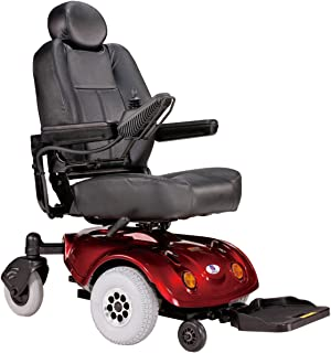 Rumba P4F Power Chair with 12v 35Ah Battery