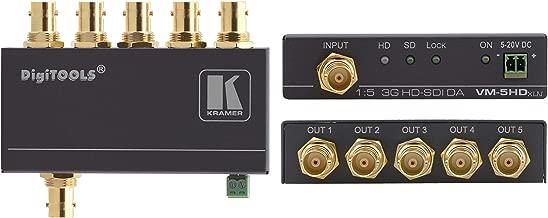 KRAMER ELECTRONICS Kramer Electronics Vm-5Hdxln 1:5 3G Hd Sdi Distribution Amplifier