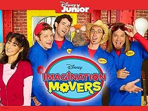 Imagination Movers Volume 3