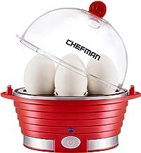 Best chefman egg cooker manual Reviews