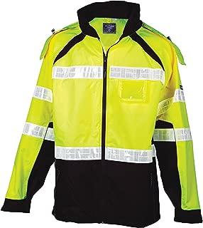 ML Kishigo RWJ112 Premium Brilliant Series Rainwear Jacket