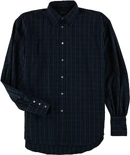 Womens Tartan Button Up Shirt
