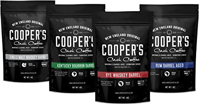 coopers cask coffee