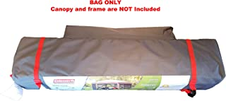 Wheeled Carry Bag Only for Coleman 12x10 Hexagon Instant Screenhouse Canopy