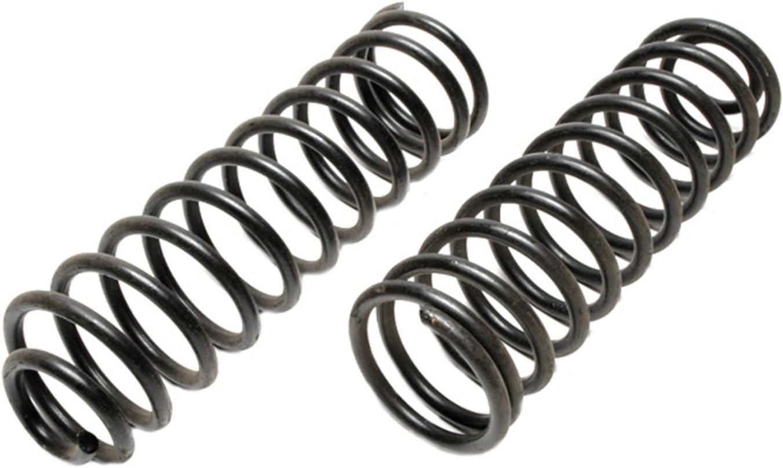 ACDelco Professional Albuquerque Mall 45H3056 Rear Coil Max 74% OFF Spring Set