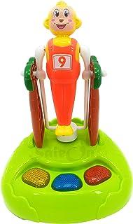 SaleOn Revolving Monkey Light and Music Gym Monkey for Kids Baby Toddler Toys Best for Kids Gift Entertaining Monkey Intel...