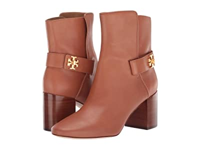 Tory Burch 70 mm Kira Bootie (Tan/Tan) Women