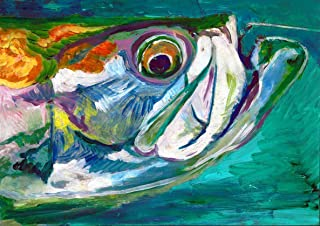 tarpon fish art