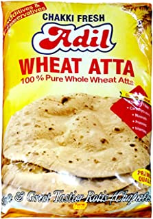 Adil Chakki Fresh Wheat Atta, 5 kg