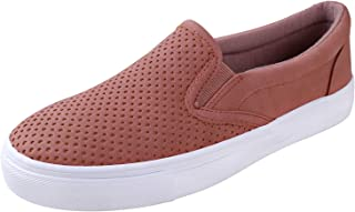 SODA Womens Lace Up Fashion Sneakers