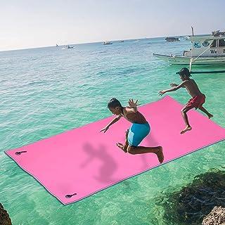 Sponsored Ad - Klismos Floating Water mat for Water Recreation XPE Foam Water Pad for Pool, Ocean, Lake