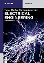 Electrical Engineering: Fundamentals (De Gruyter Textbook) PDF