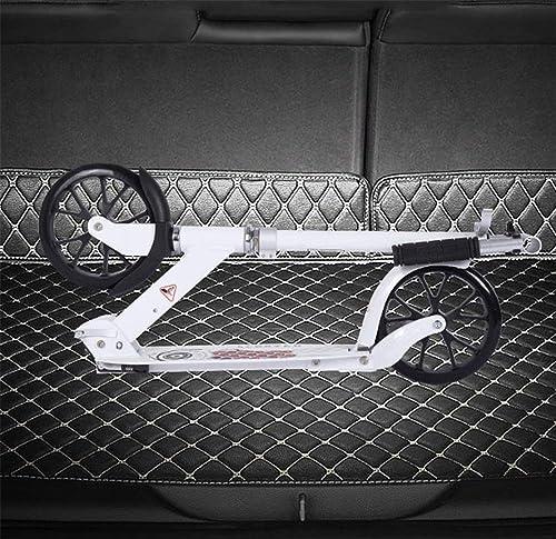 genuina alta calidad Big Boy Boy Boy Adult Adult Adult Two-Wheeled Alloy Aluminium Two-Wheeled Freno de Mano Scooter de Dos Ruedas City Scooter Pedal,Equipo de Gimnasia  venta caliente en línea