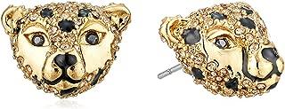 Kate Spade Run Wild Cheetah Leopard Stud Earrings