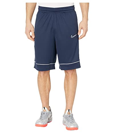 Nike Shorts Fastbreak (Obsidian/Obsidian/White) Men
