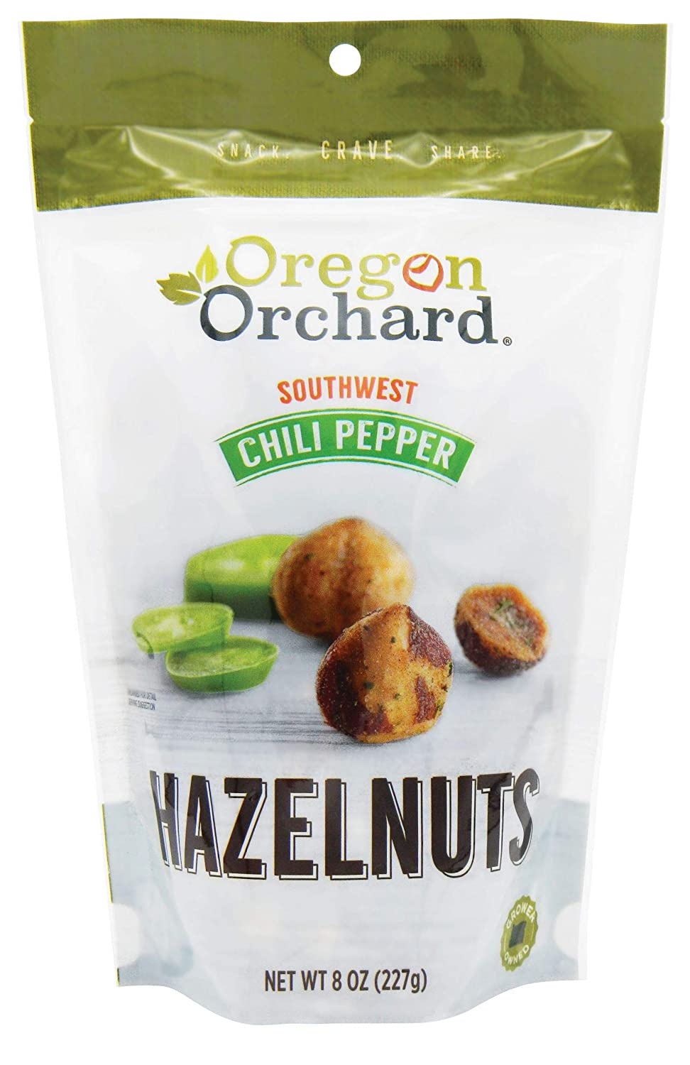 Ranking TOP10 Oregon Orchard Southwest Chili Roasted Filbert Hazelnuts Special sale item Pepper