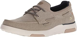 Skechers Men's Bellinger - Garmo Boat Shoe
