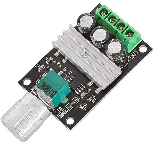 Azdelivery Drehzahlregler Pwm Modul Dc Motor Geschwindigkeit Schalter Kompatibel Mit Arduino Gewerbe Industrie Wissenschaft