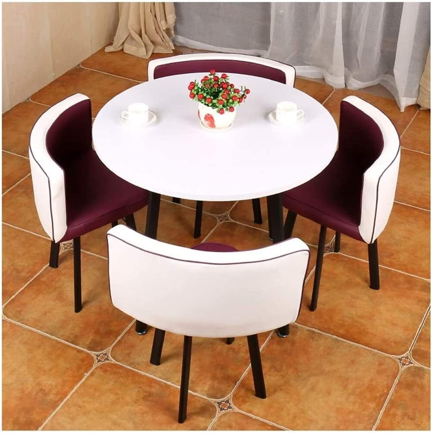 BUYT Office Reception Room Club wholesale Table Set and Chair Home Ranking TOP3 Leisure