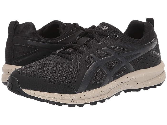 ASICS GEL SONOMA Trail Running Shoes Black Mens $54.95