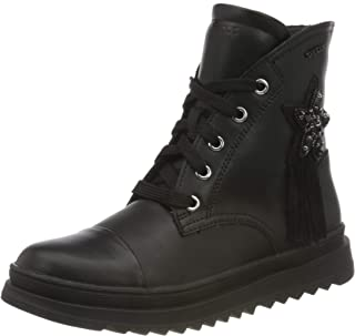 Geox J Gillyjaw Girl C, Bottines Fille