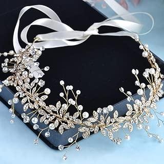 diamond flower crown