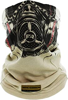 BENCHMARK FR Flame Resistant Face Mask Neck Gaiter, One...