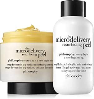 Philosophy The Micro delivery In Home Vitamin C Peptide Peel Kit