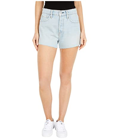 Hudson Jeans Cara Classic Shorts in Outnumbered (Outnumbered) Women
