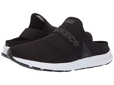 New Balance FuelCore NERGIZE Mule (Black/Magnet) Women