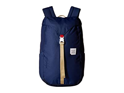 Herschel Supply Co. Barlow Medium (Medieval Blue Multi) Backpack Bags