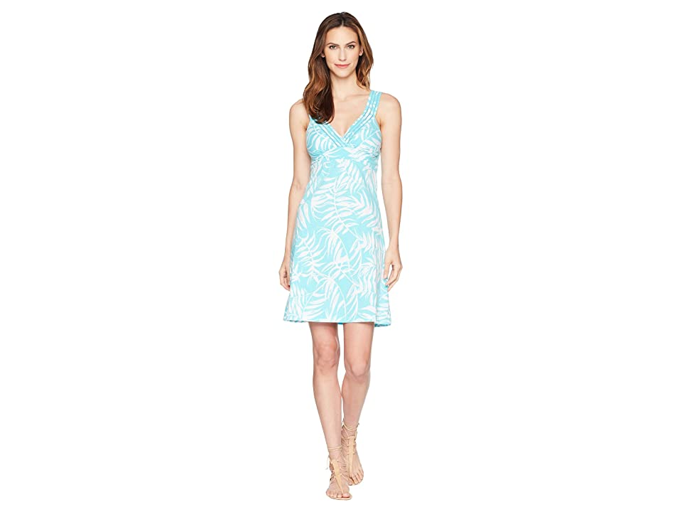 Tommy Bahama Fronds with Benefits Sundress (Blue Radiance) Women