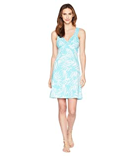 Fronds with Benefits Sundress