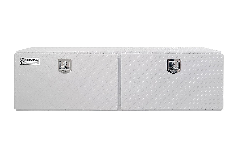 Dee Zee DZ79WH White-Tread Aluminum Topsider Tool Box - 72