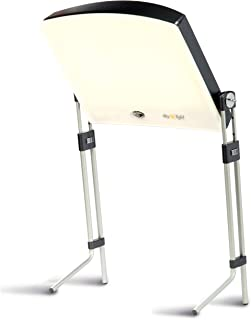 Day-Light Classic Bright Light Therapy Lamp - Sun Lamp Mood Light - 10,000 LUX Daylight Lamp