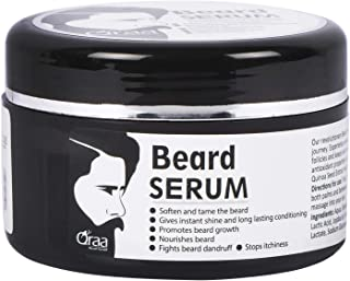 Qraa Deep Nourishing Beard Serum, 100g