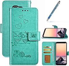 Robinsoni Case Compatibel met Samsung Galaxy A3 2016 Telefoonhoesje Portemonnee Leer PU Cover Schokbestendig Kickstand Cas...