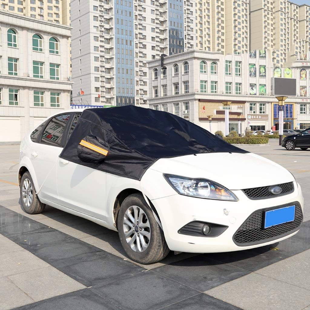 Popular overseas Lgan Car Windscreen Cover Strap Frost Snow Protection New color Ice Foils