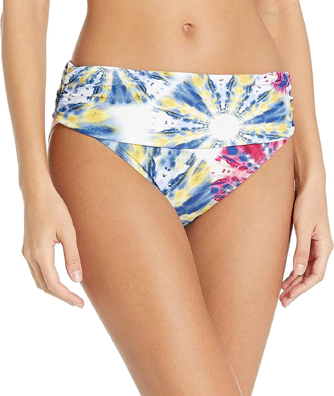 Tommy Hilfiger Women's Standard Detailed Bikini Bottom