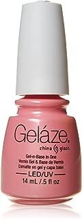 Gelaze Exceptionally Gifted Gel-N-Base Polish, 0.5 Fluid Ounce