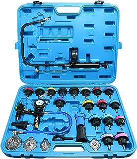 FreeTec Sistema de Refrigeración Tester Probador de Sistema de Enfriamiento,28 Piezas
