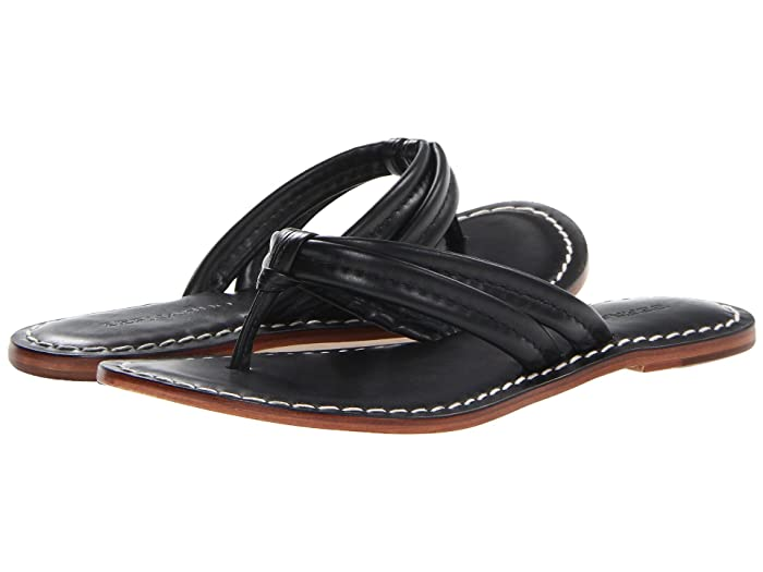 Bernardo  Miami Sandal (Black Calf) Womens Sandals
