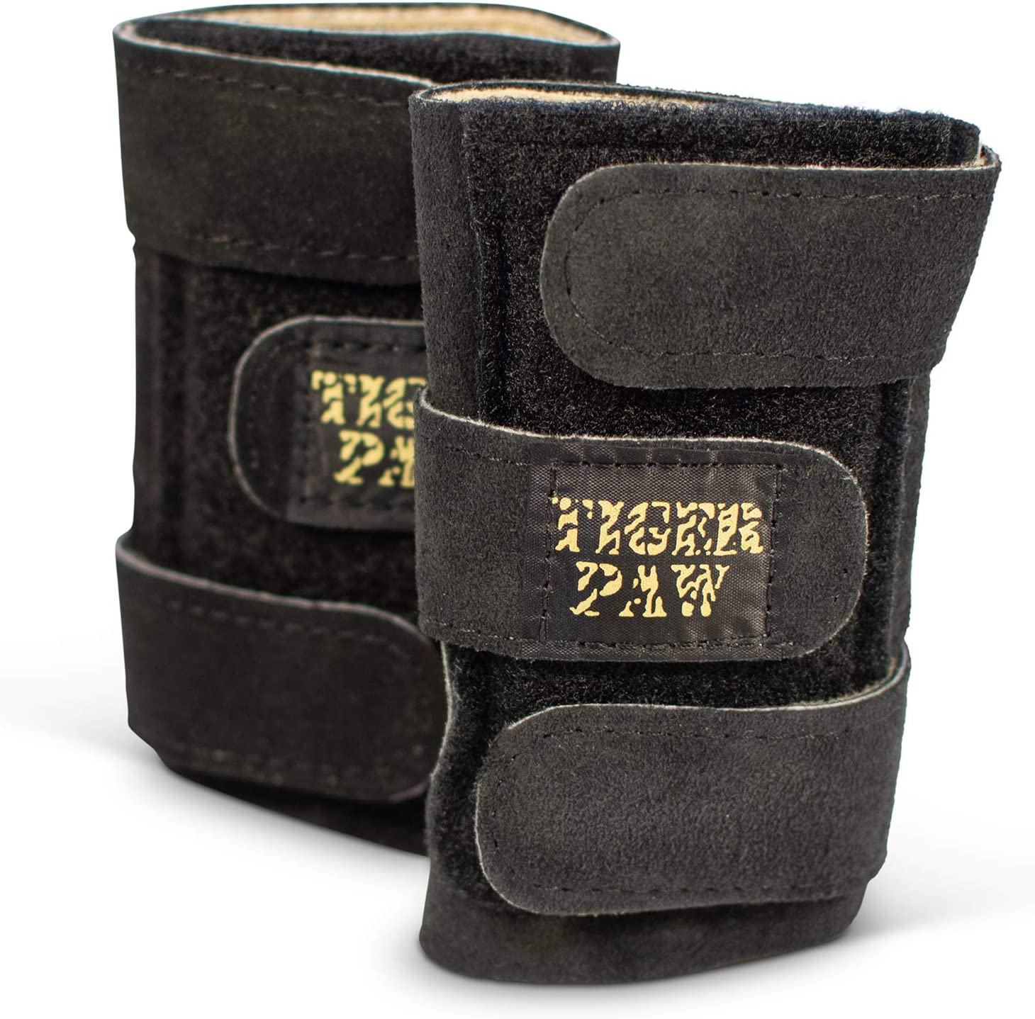 Variety of Colors to Chose from Sold in Pairs US Glove Offering Suede Tiger Paws