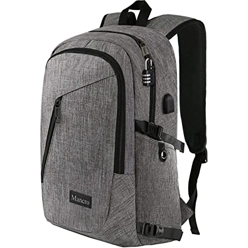 d7a34bb1312 Laptop Backpack, Travel Computer Bag for Women   Men, Anti Theft Water  Resistant College