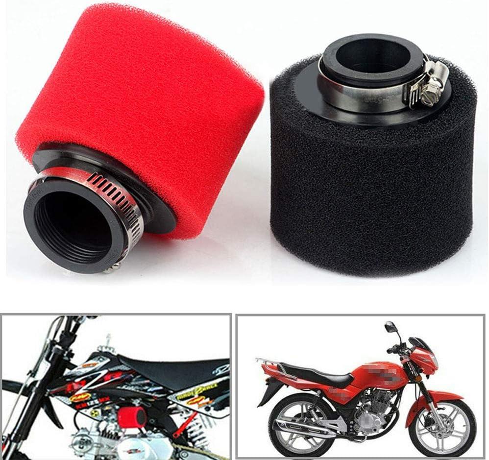 Sponge Air Filter For Scooters Motocross Atv Round Cleaner Universal Thread 35mm 38mm 40mm 42mm 45mm 48mm 40mm Küche Haushalt